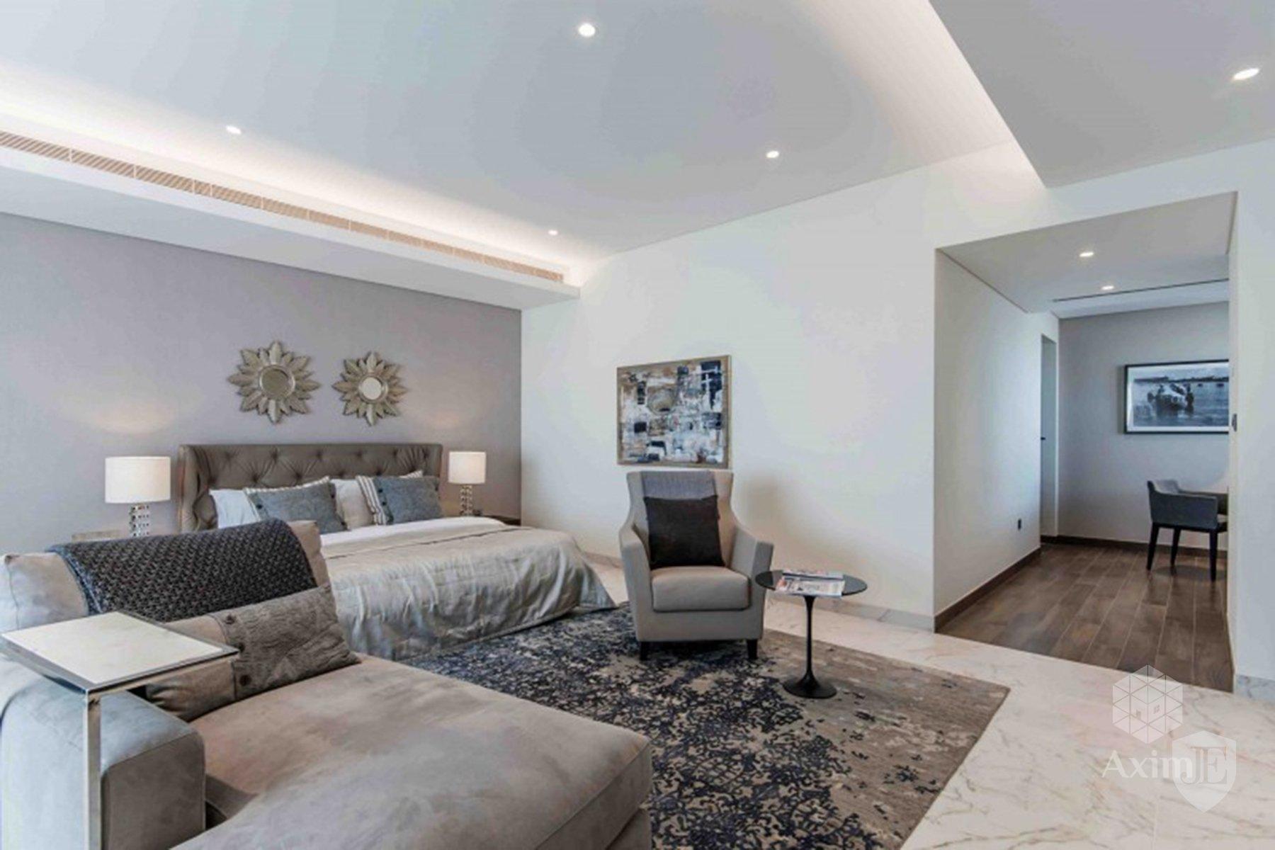 luxury villa on Dubai's new canal