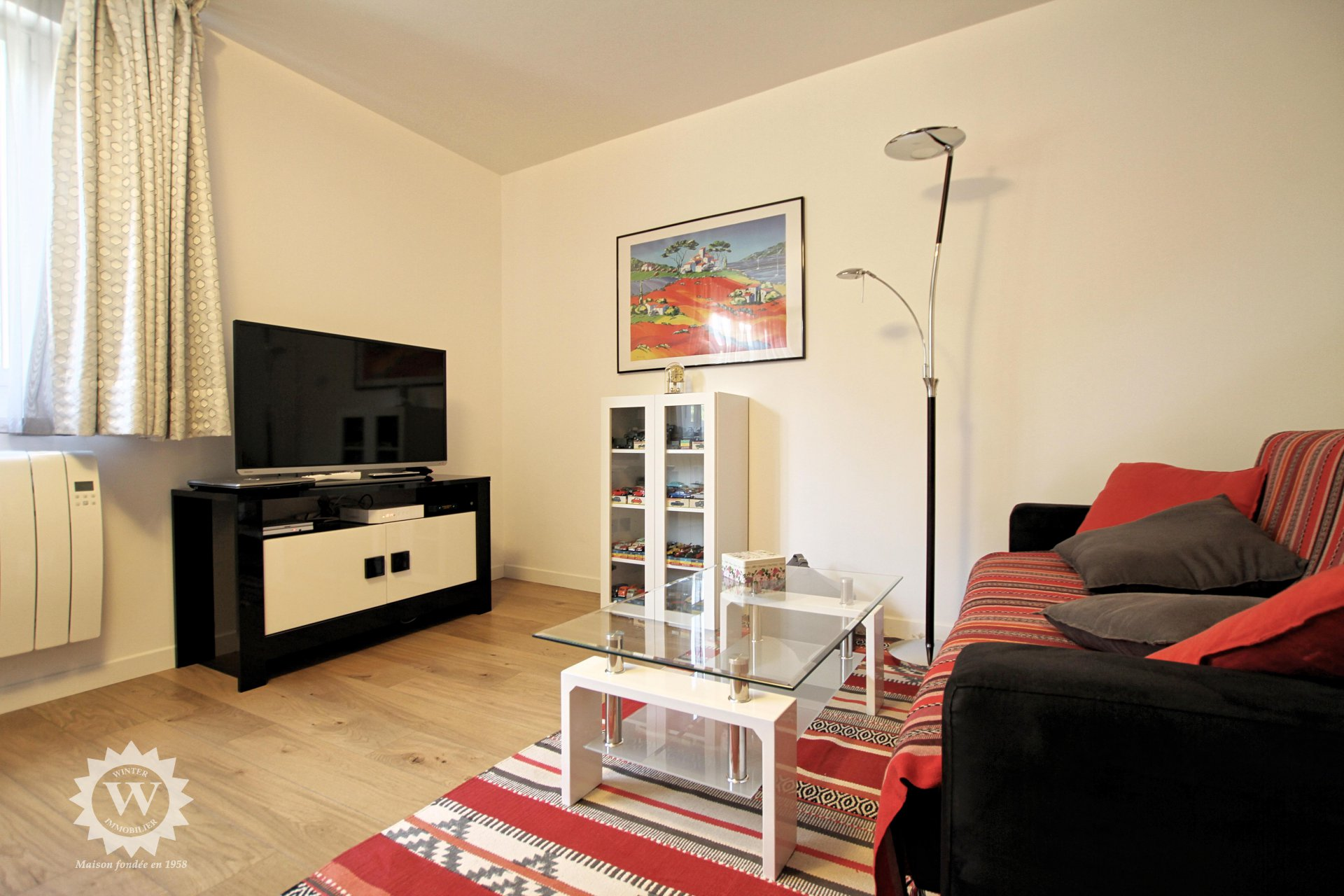 Nice Flower square (Orangers street) - One bedroom flat on garden