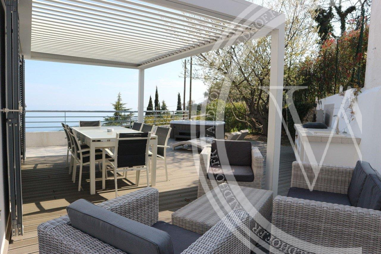 Contemporary Villa with Jacuzzi & Sauna 7 minutes from Monaco