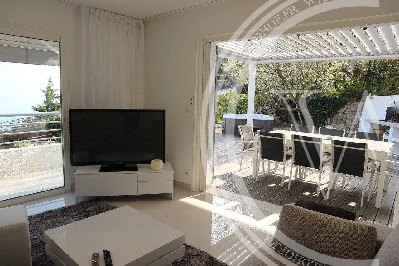 Contemporary Villa with Jacuzzi & Sauna 7 minutes from Monaco