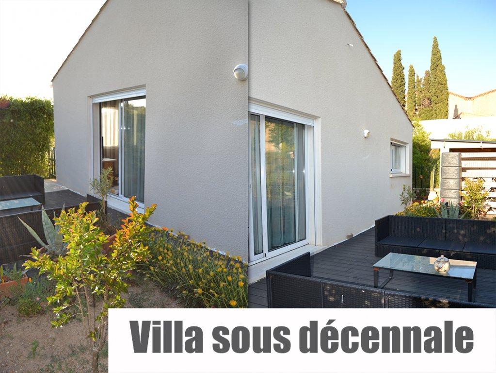 Villa T3 plain-pied
