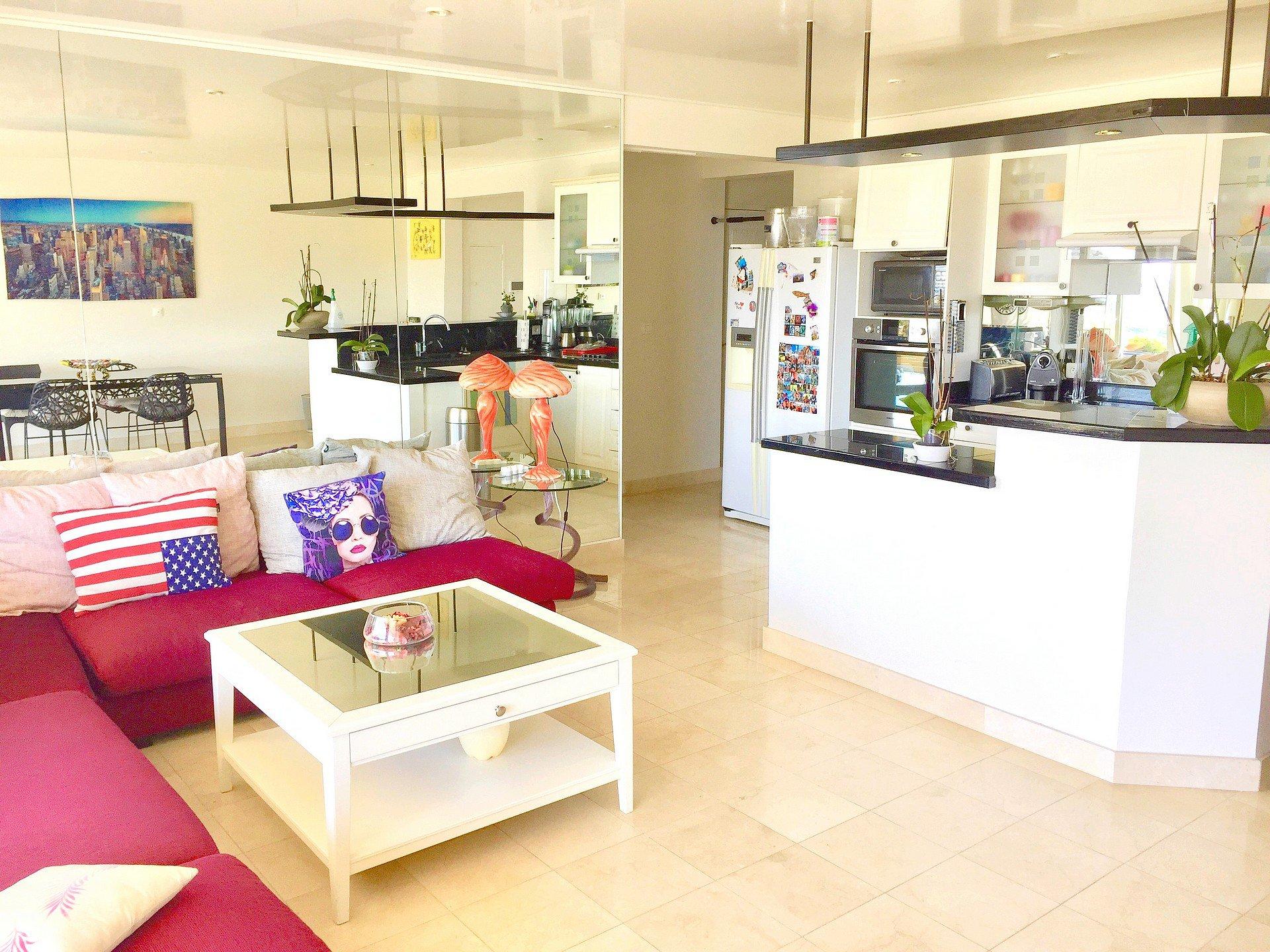 Продажа Апартаменты - Вильнёв-Лубе (Villeneuve-Loubet) Marina Baie des Anges