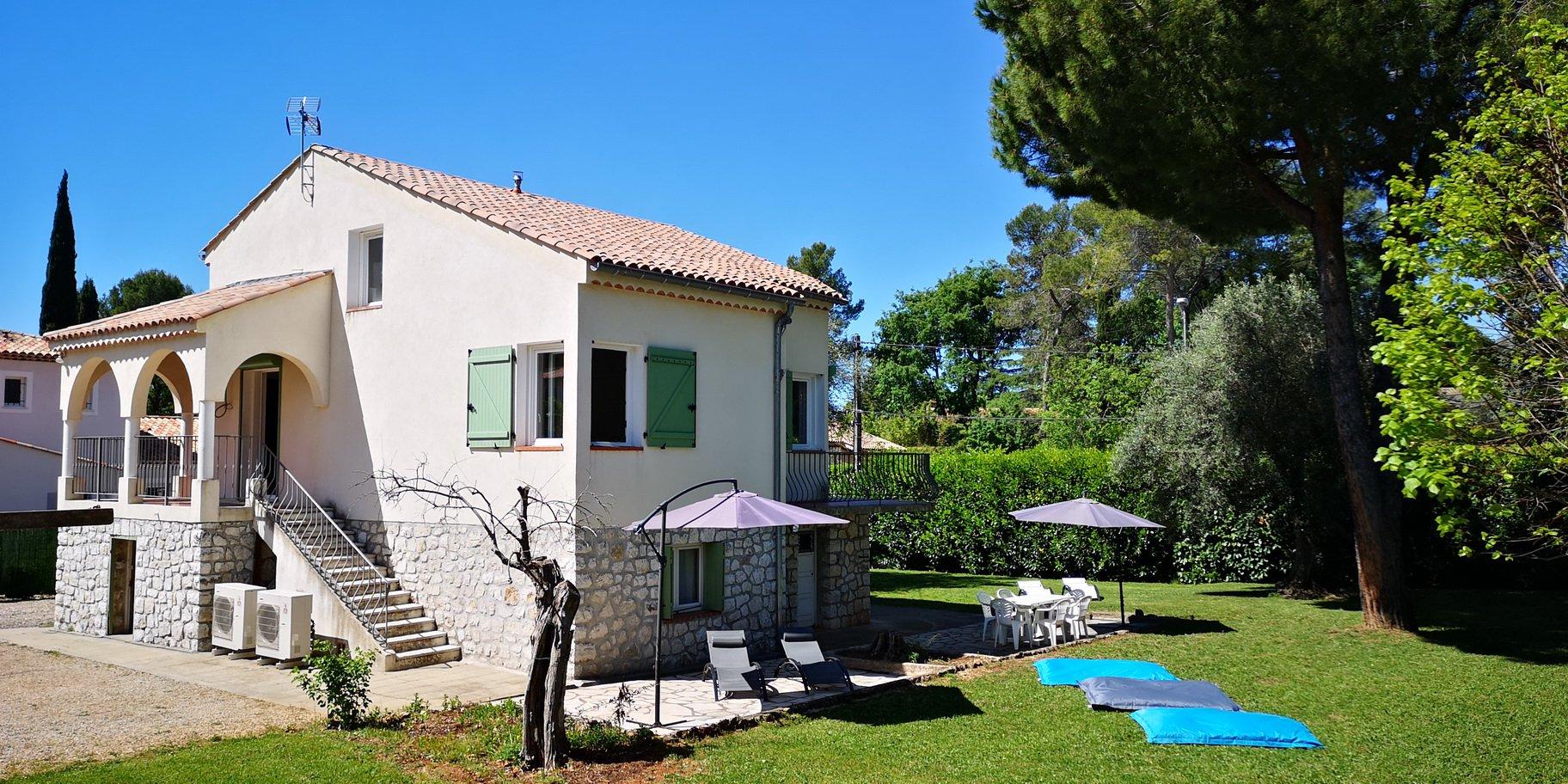 Sale House - Roquefort-les-Pins