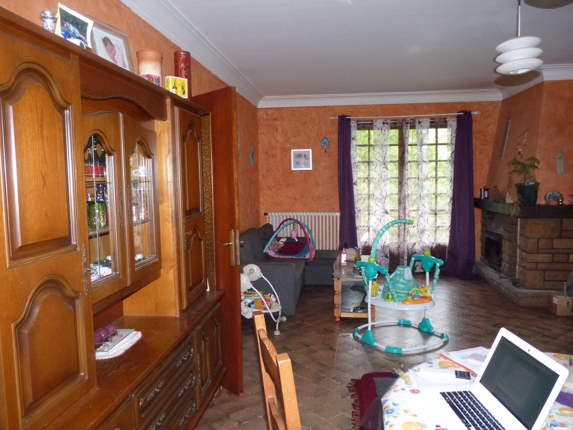 Poche de Salies du Salat, maison familiale louée en 2 logements