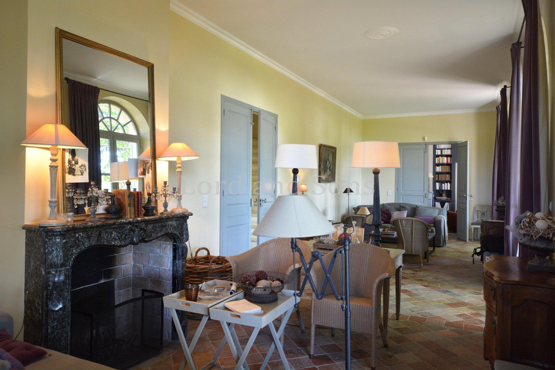 belles demeures sud france