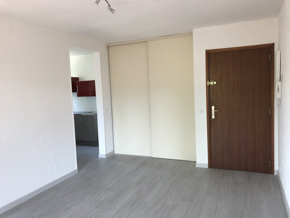 Appartement T2 avec balcon et parking