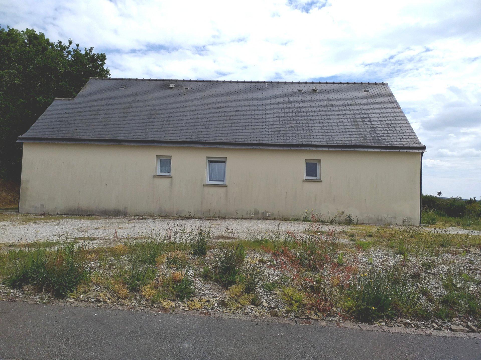 CLEDEN-POHER  Pavillon de  2009