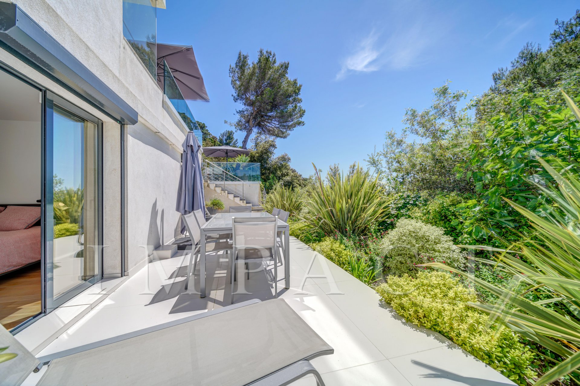 Make an offer - House for sale Cannes Beau Soleil -  6 master bedrooms - For sale Cannes Californie -  panoramic sea view