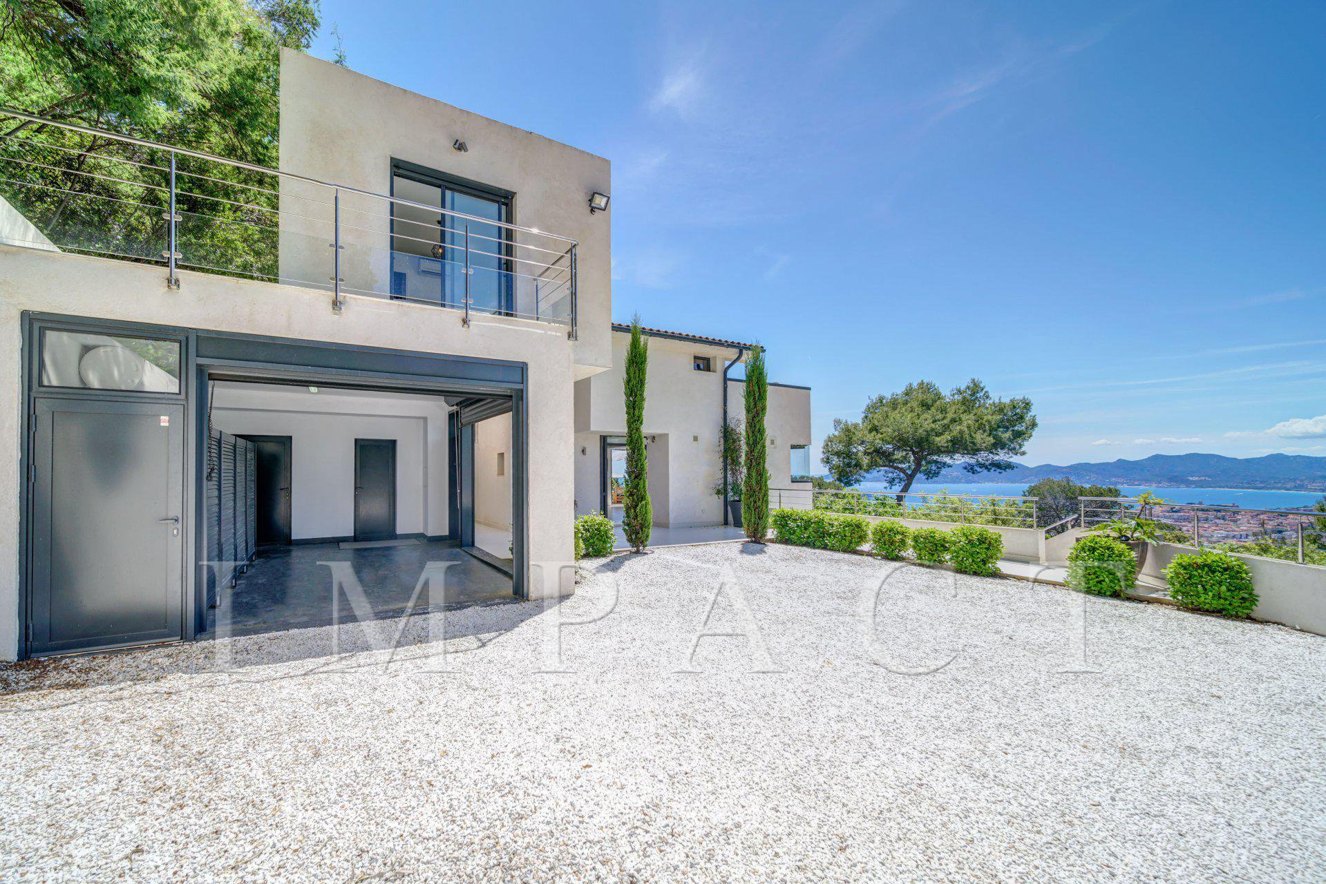 House for sale Cannes Beau Soleil -  6 master bedrooms - For sale Cannes Californie -  panoramic sea view