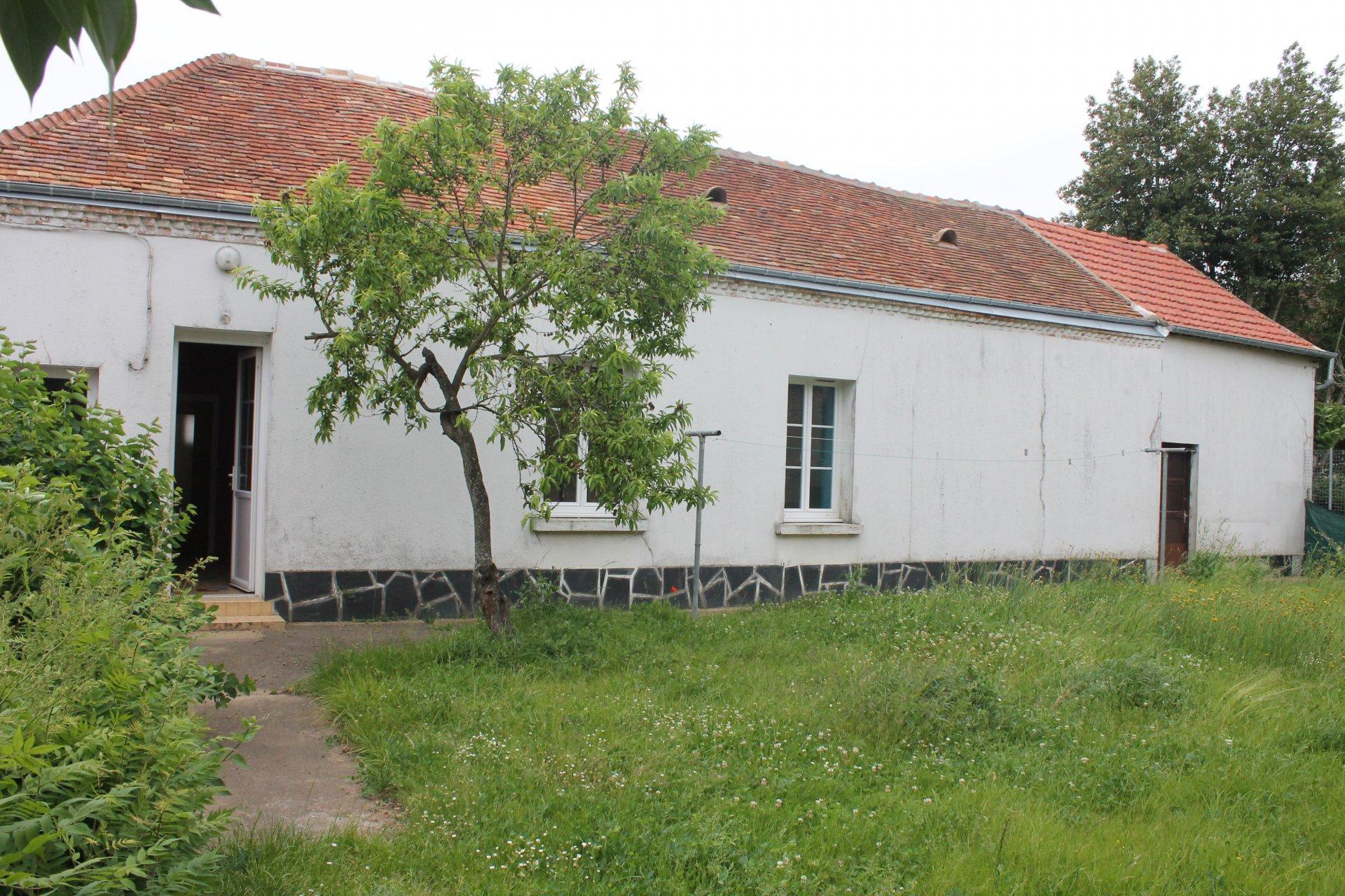 Maison 3 pièces 40 M²