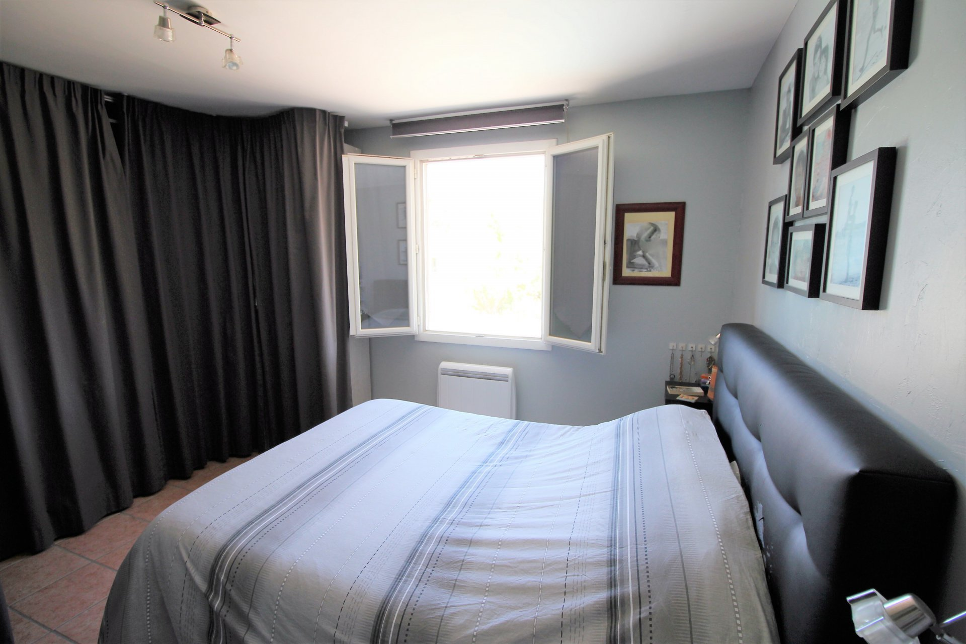 Montauroux, villa individuelle de 113m², 4/5 chambres.