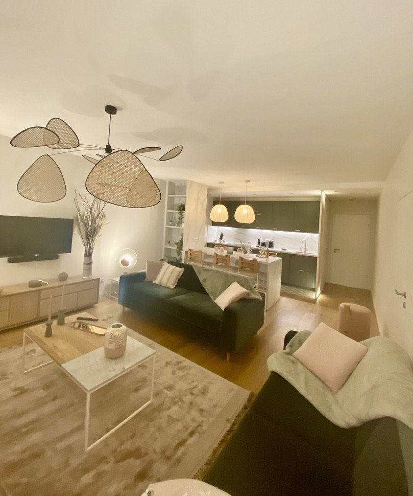 3 bedroom Apartment within 200m to the Palais des Festivals.