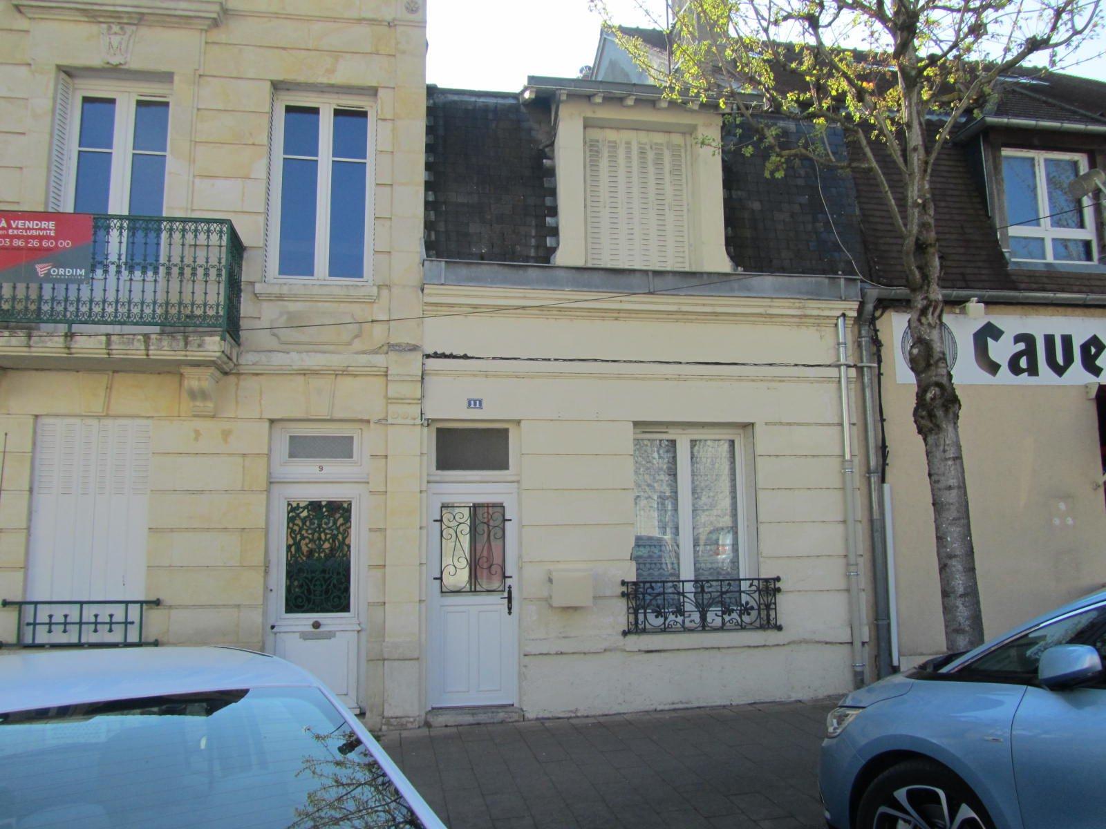 Maison centre-Ville de Cosne