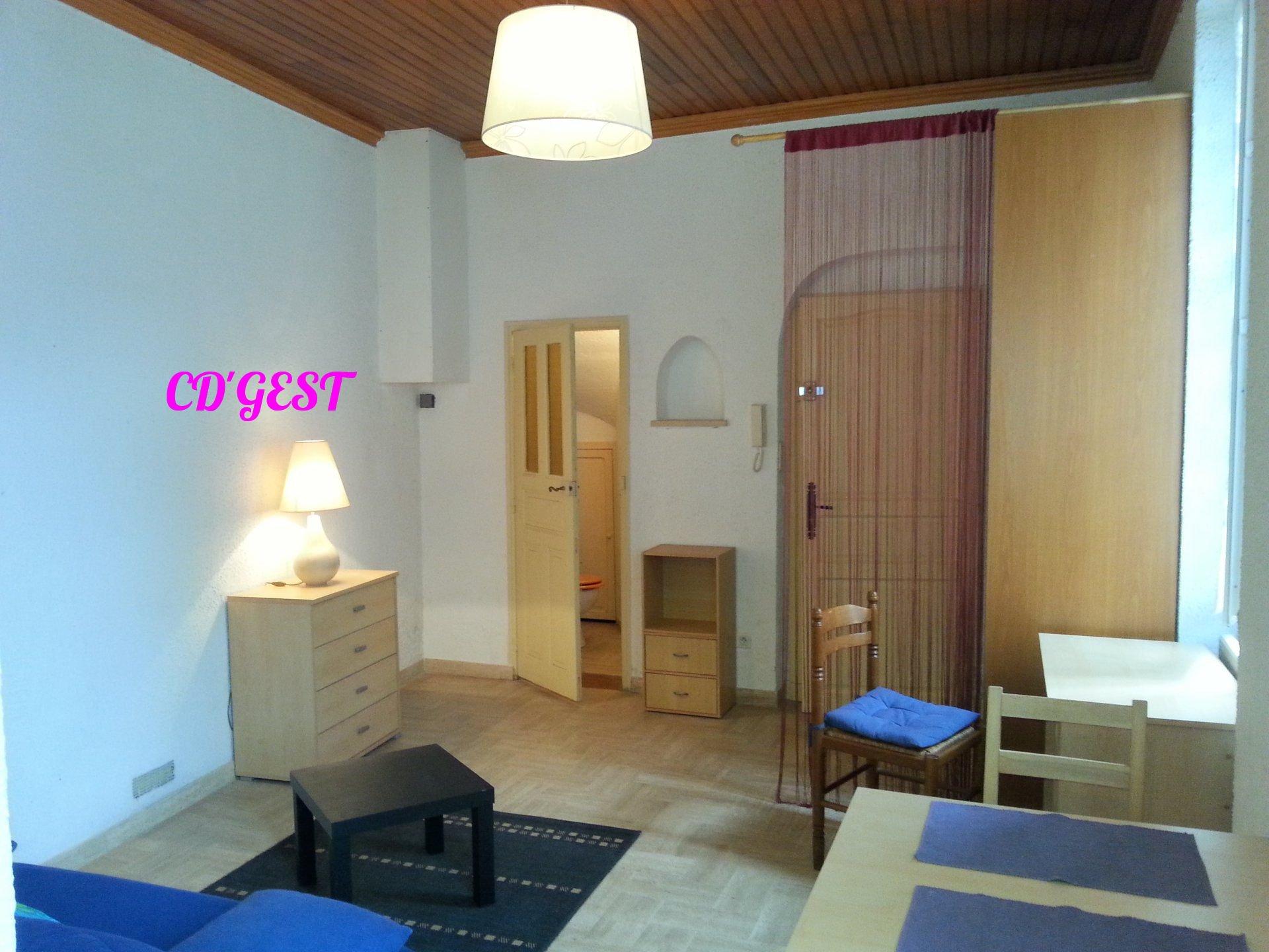 Studio meublé : 24 m² à Montélimar