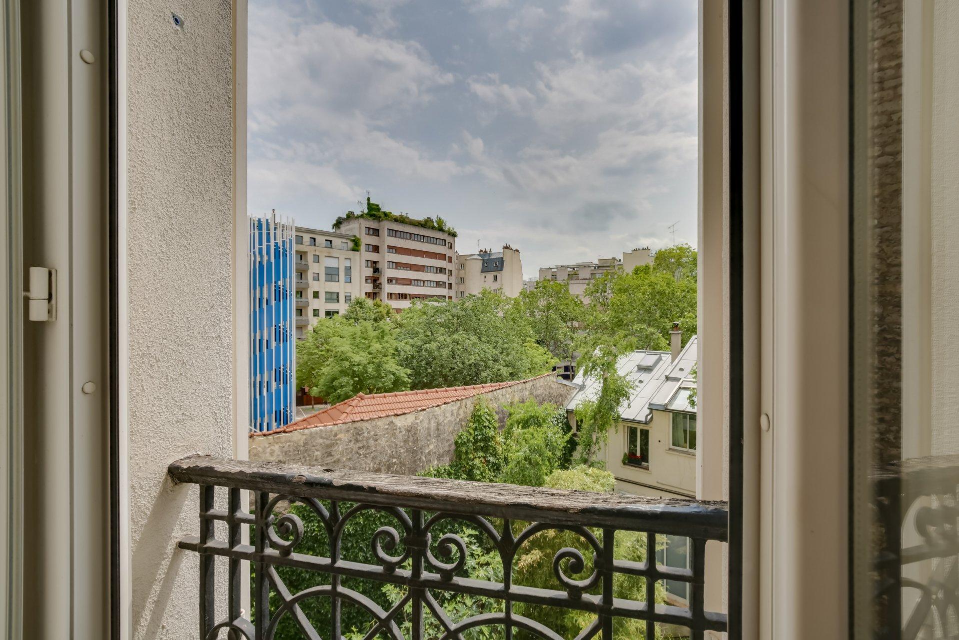 14e - Alésia - Rue Sarrette