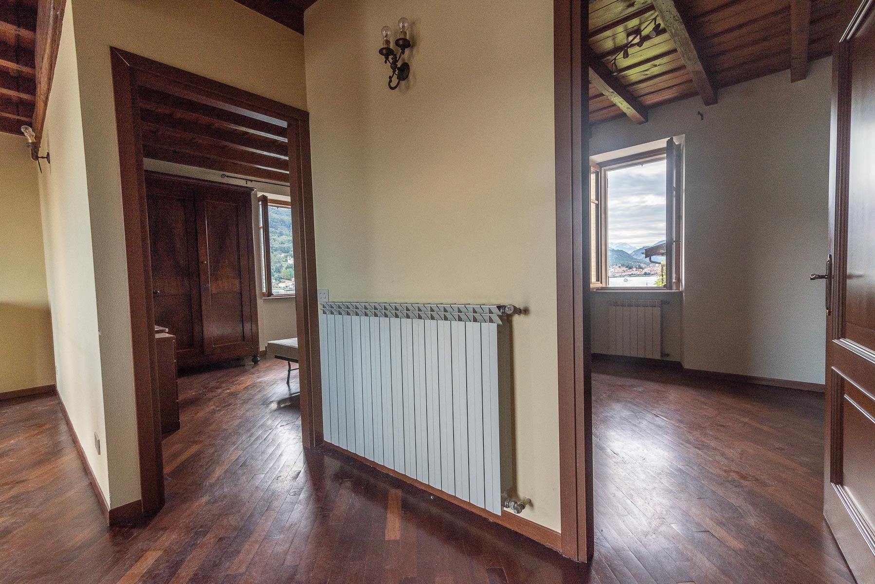 Appartamento in vendita sull'Isola Pescatori, Stresa-entrata