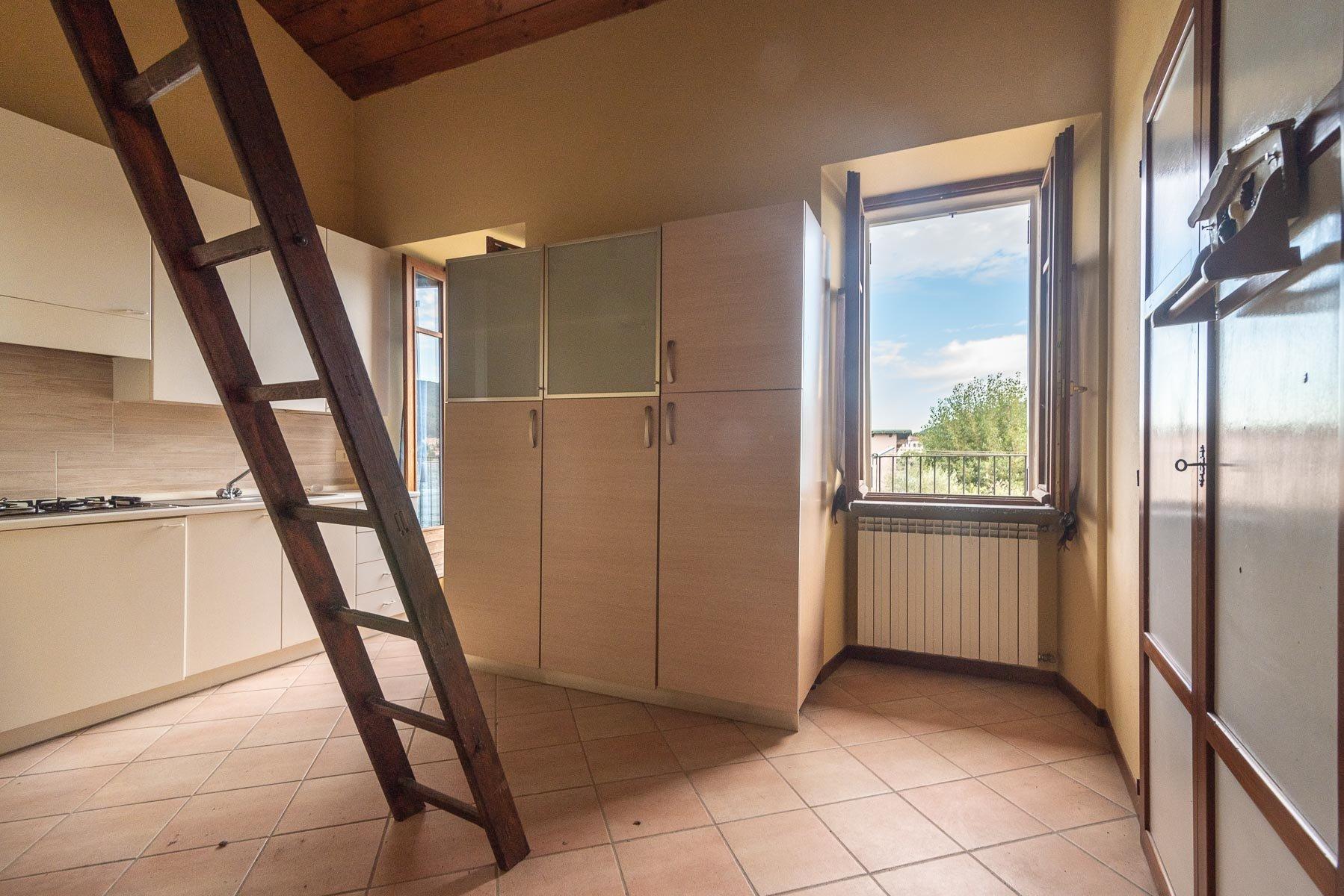 Appartamento in vendita sull'Isola Pescatori, Stresa-soppalco