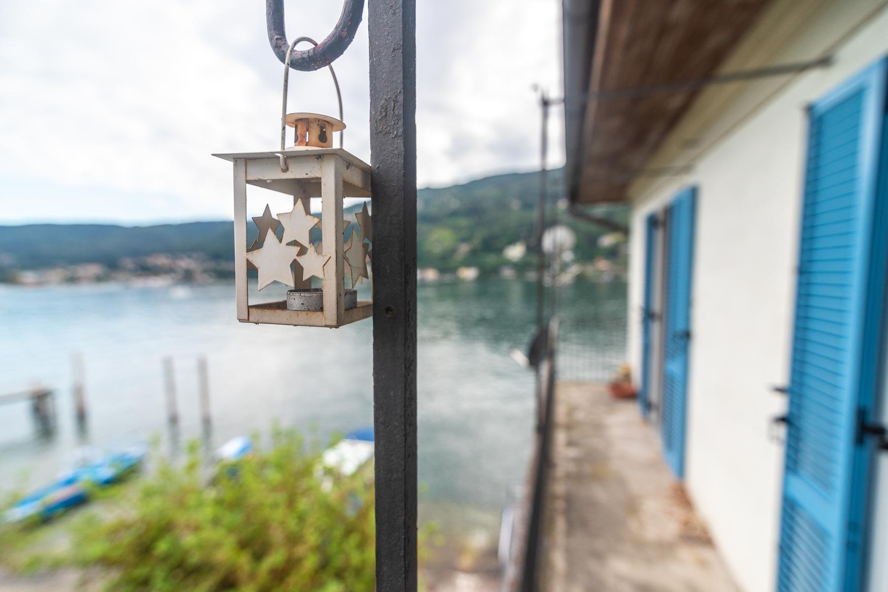 Apartment for sale in Pescatori island,Stresa-lake view