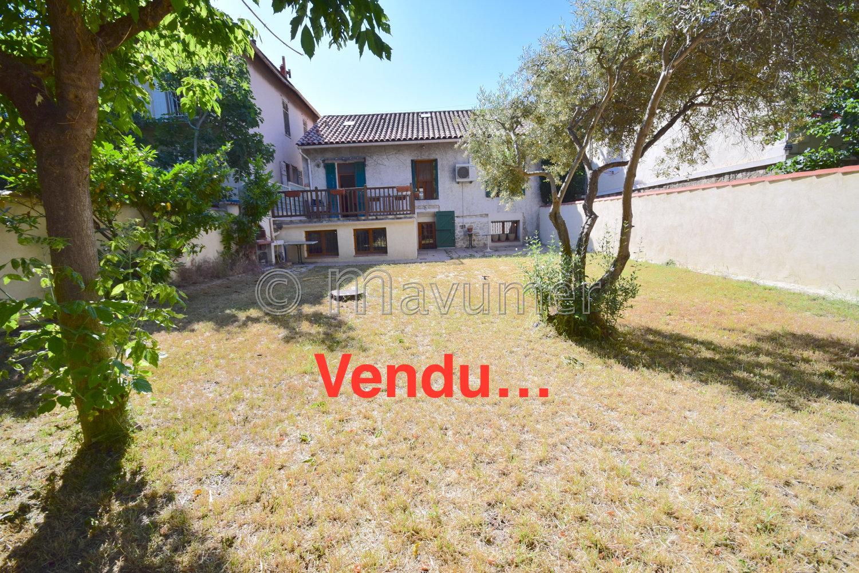 MAISON DE VILLE AVEC JARDIN MARSEILLE 13013