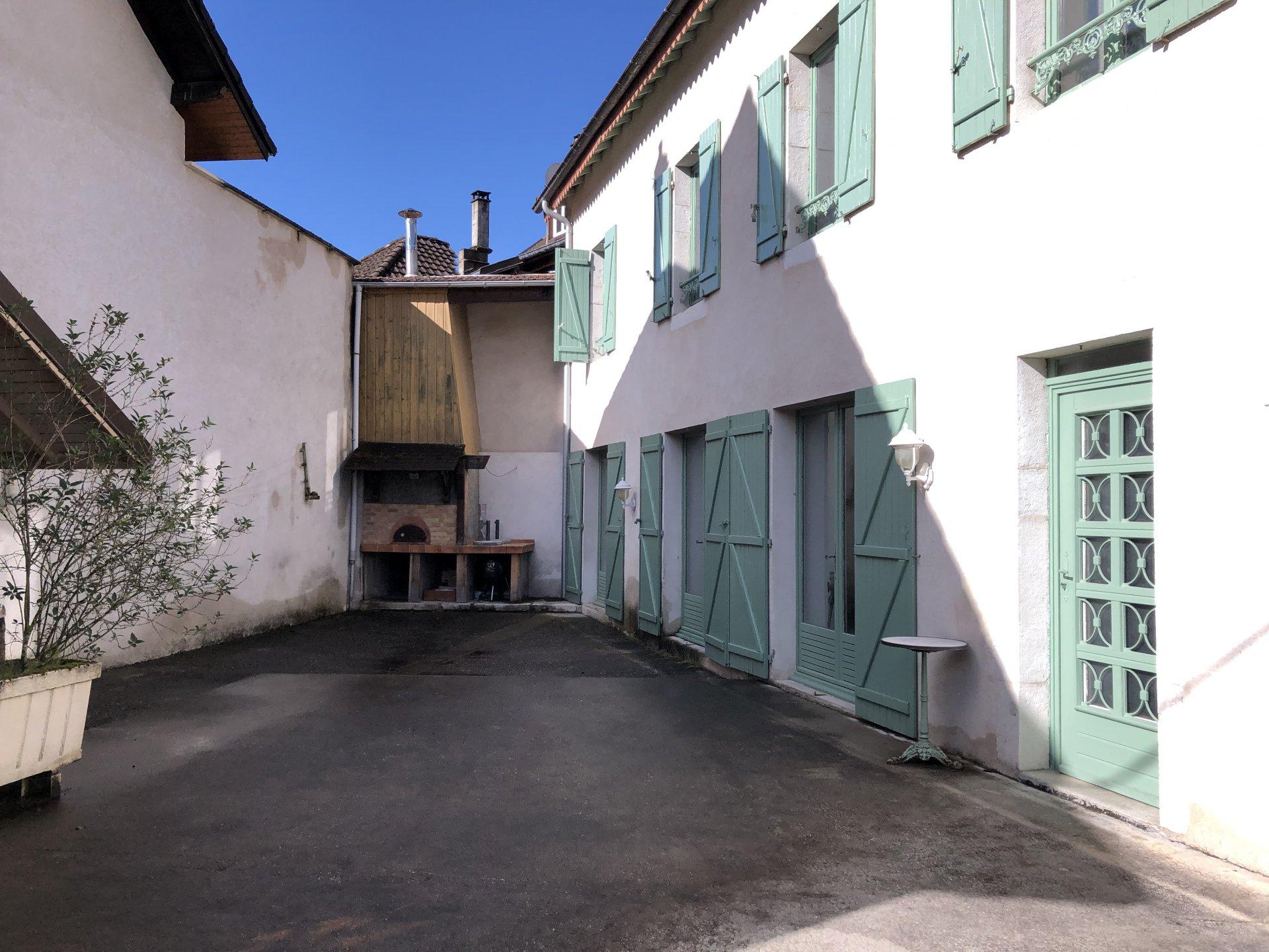 Maison de ville 200 m²