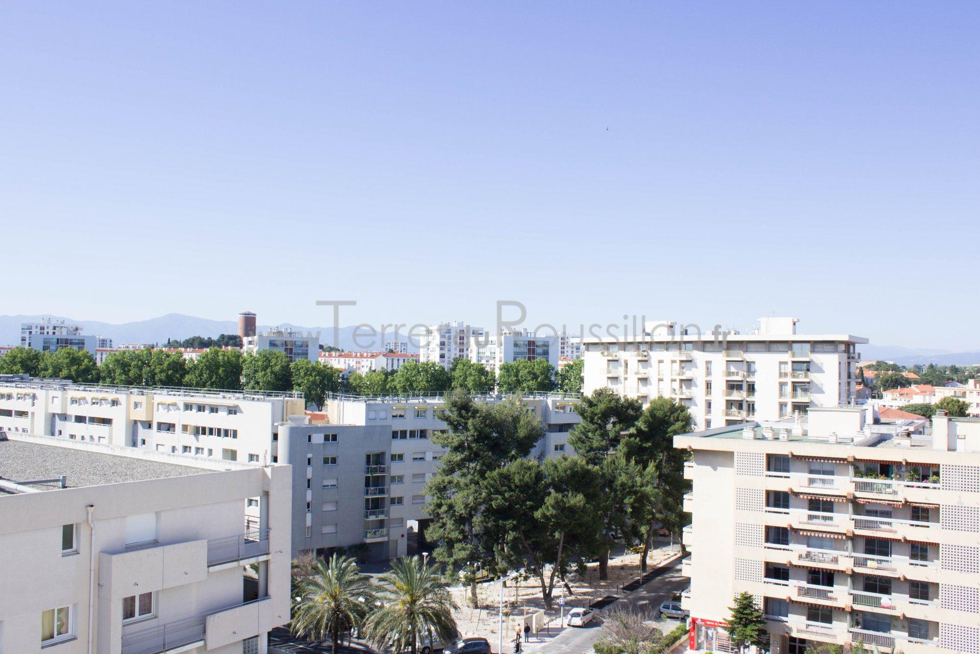 Apartment F2 of 55 m² sector La Lunette