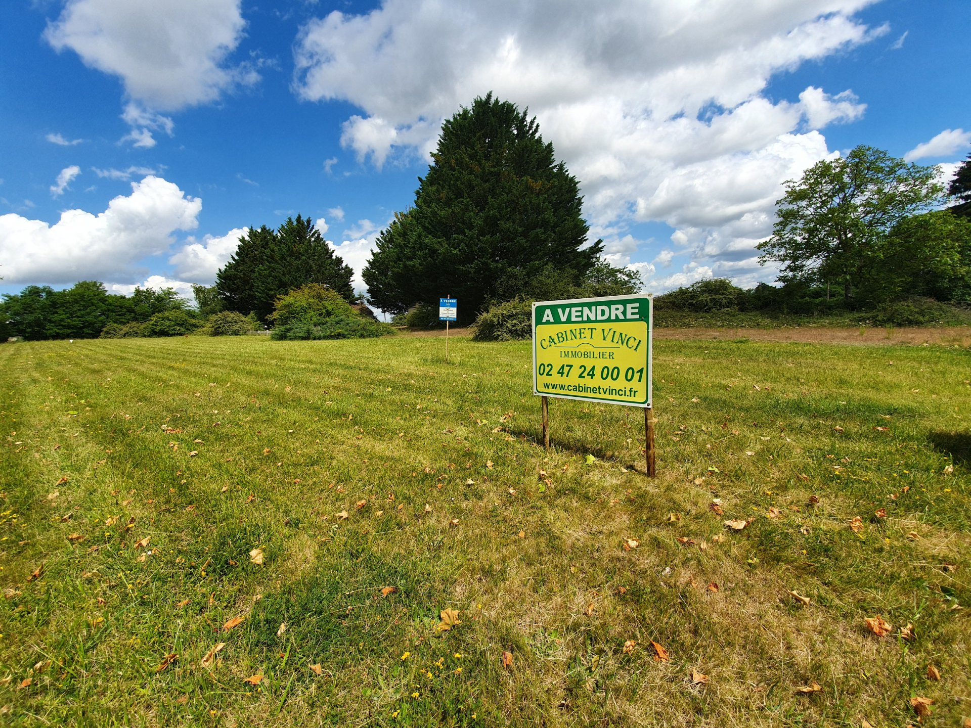 Sale Building land - Chateau La Valliere