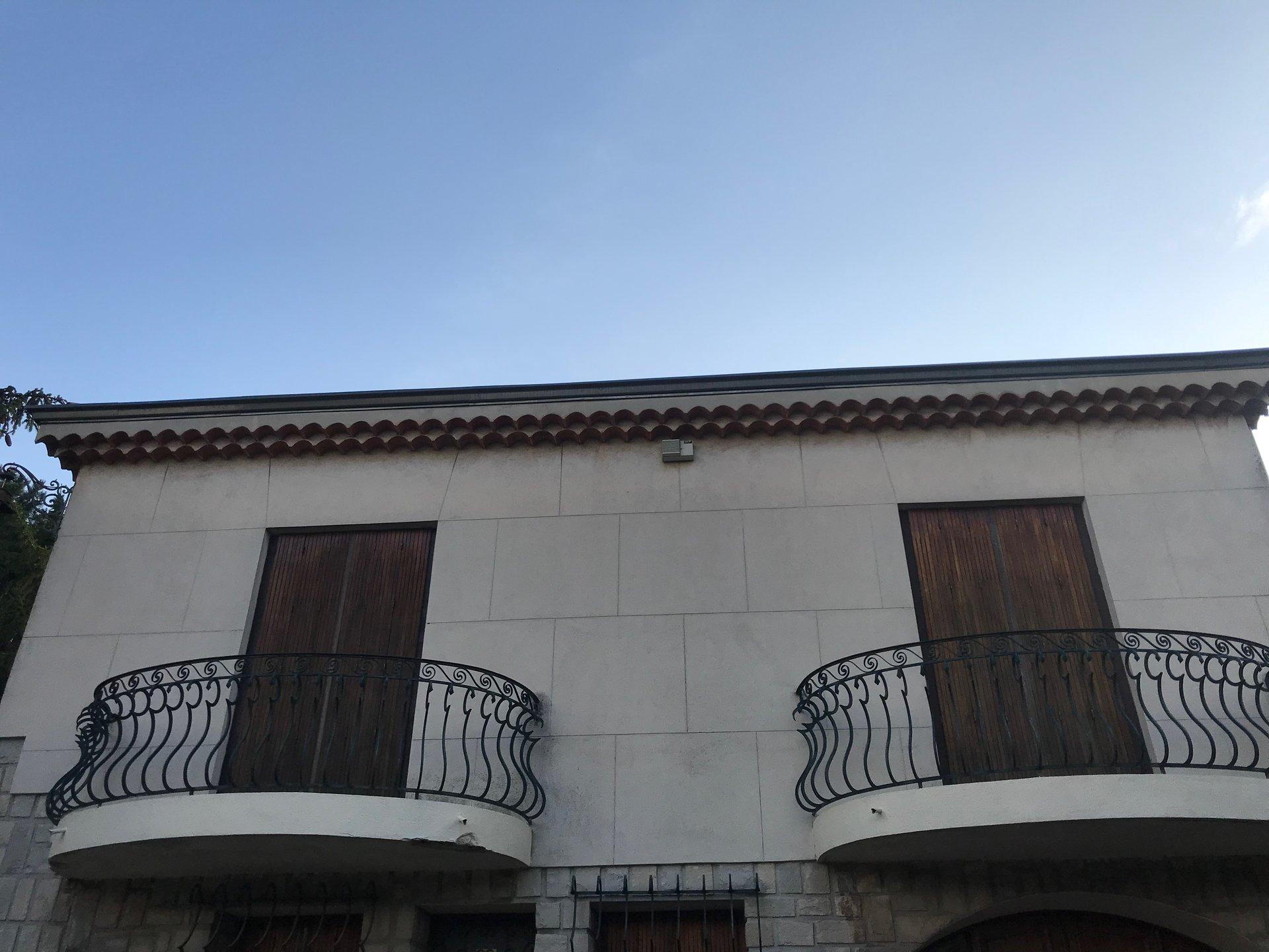 Location 1er étage de villa