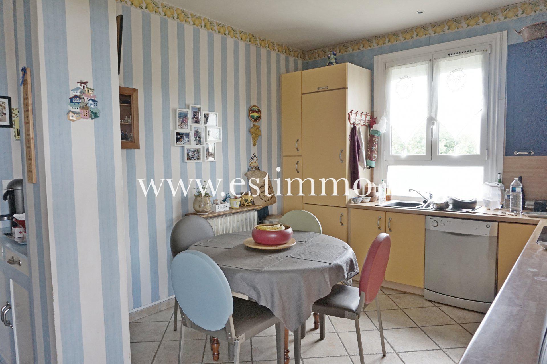 Toulouse Côte Pavée maison de famille