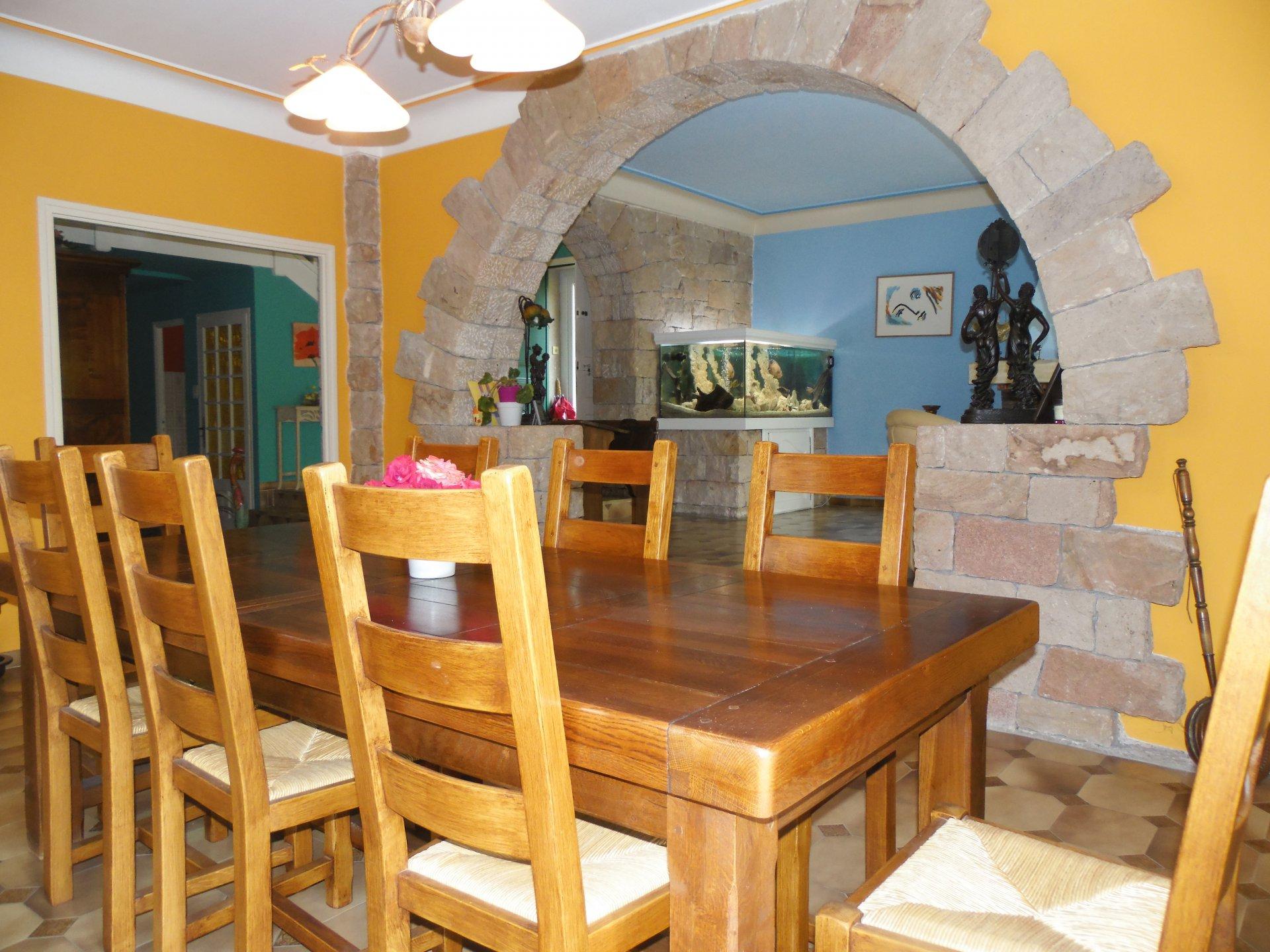 30110 BRANOUX LES TAILLADES Villa à vendre