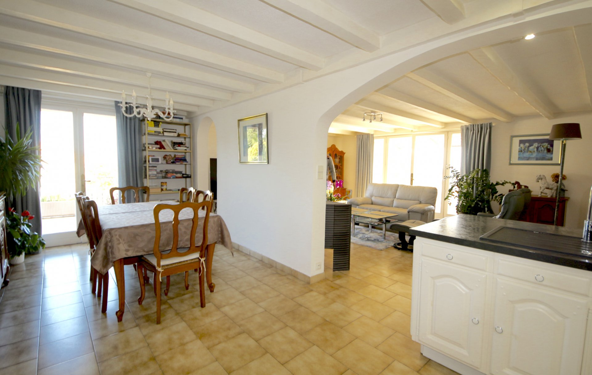 Saint Raphaël, nice villa with gorgeous view to the sea