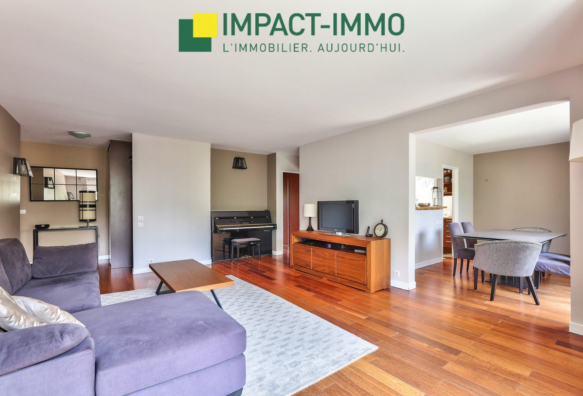 Courbevoie Appartement Familial - 113m²