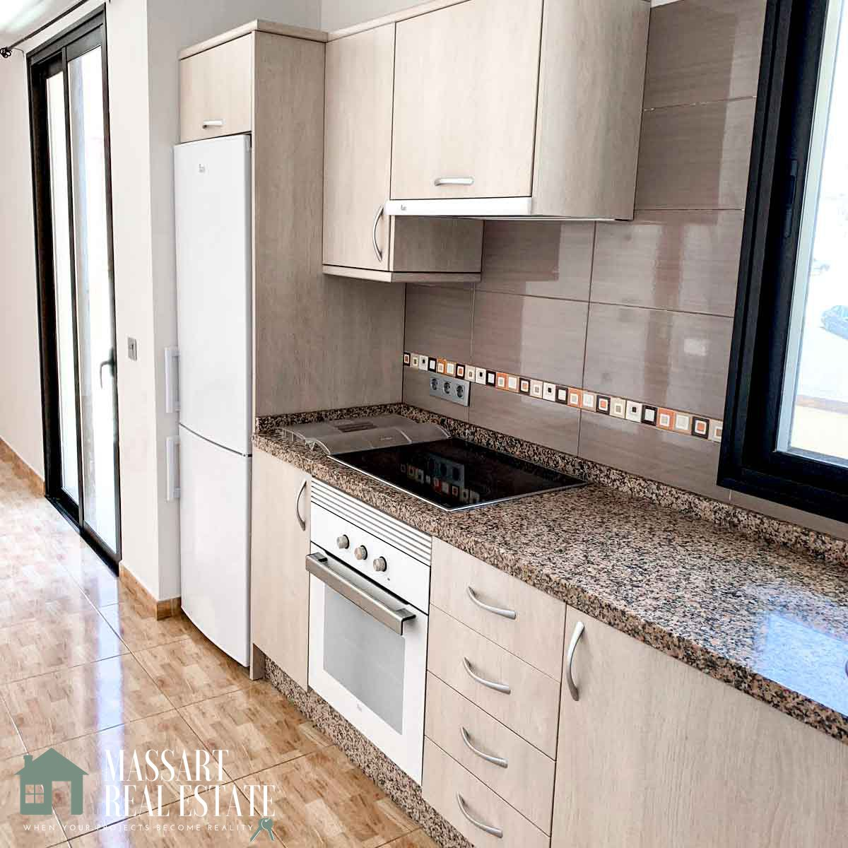 For rent Apartment in Adele 1bd - 800€