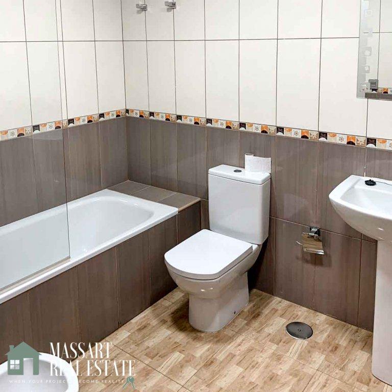 Te huur Appartement in Adele 1 slaapkamer - 800 €