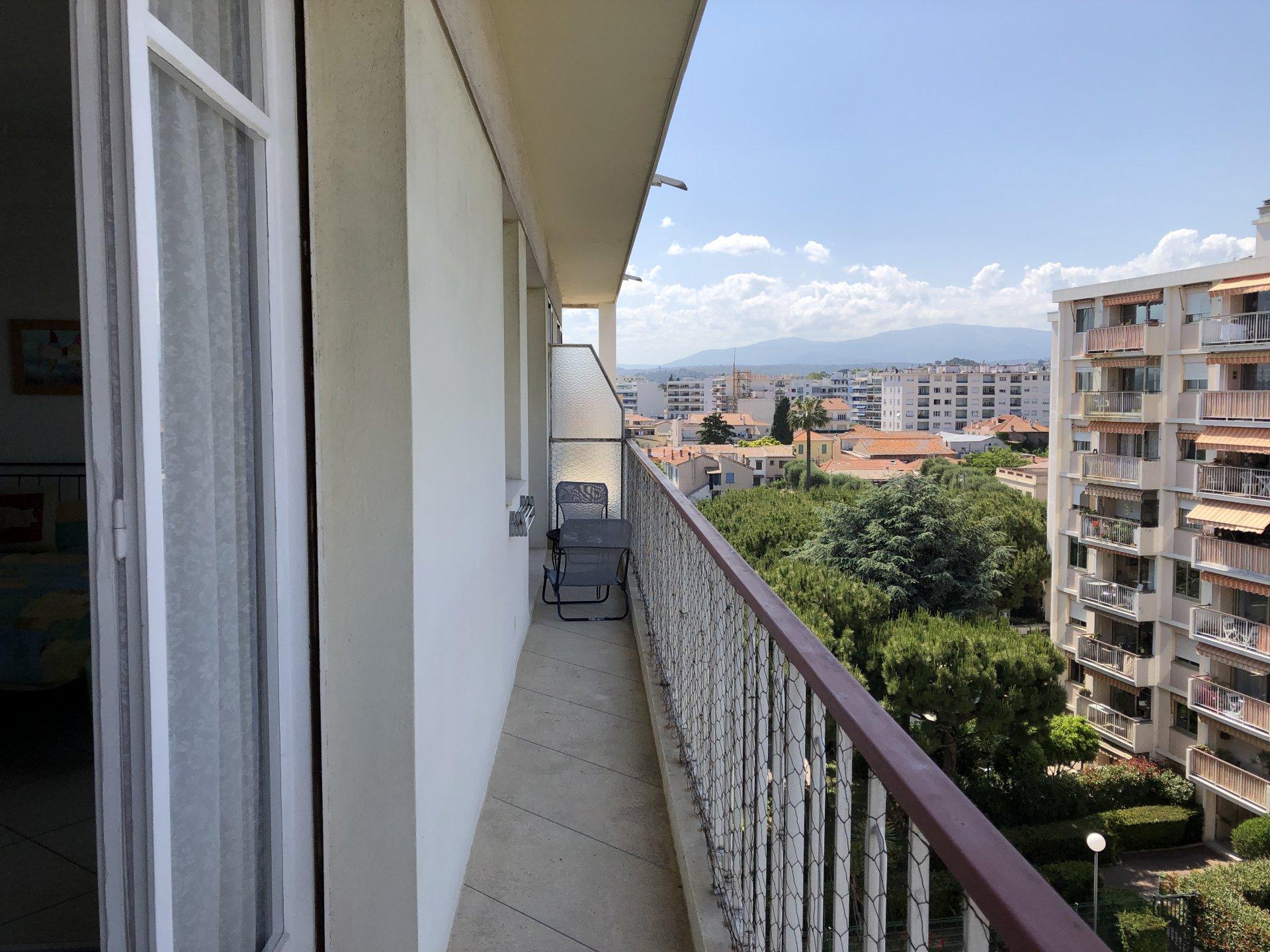 Cagnes sur Mer (06800) - Cros de Cagnes - Appartement - 2 pièces