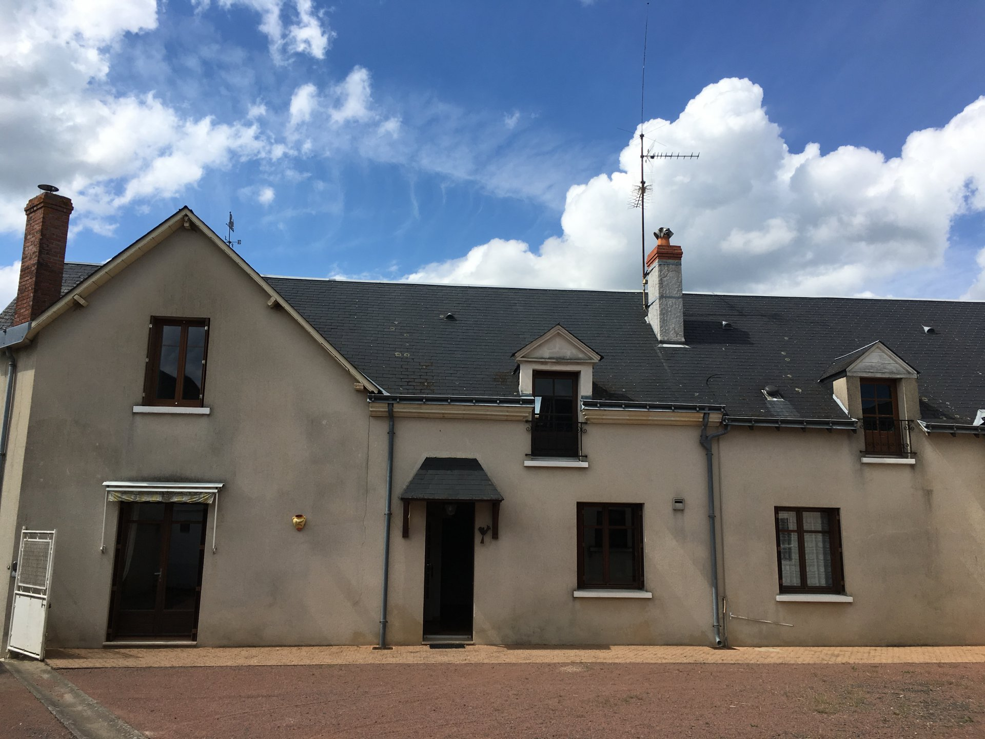 Sale Village house - Lignières-de-Touraine