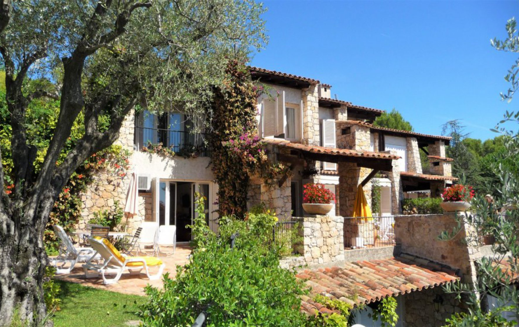 Sale Apartment villa - Mougins Vaumarre