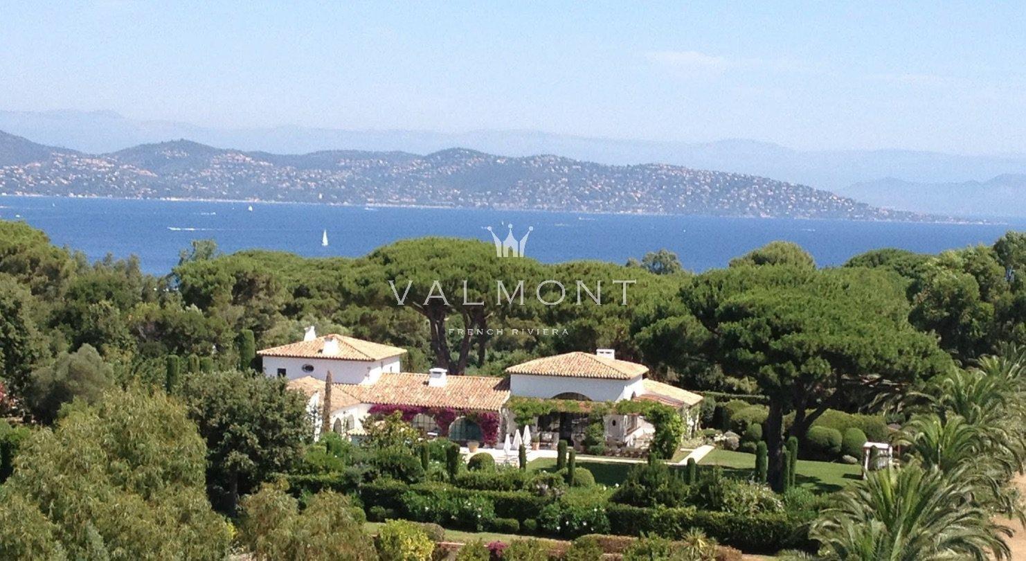 Location saisonnière Villa - Saint-Tropez