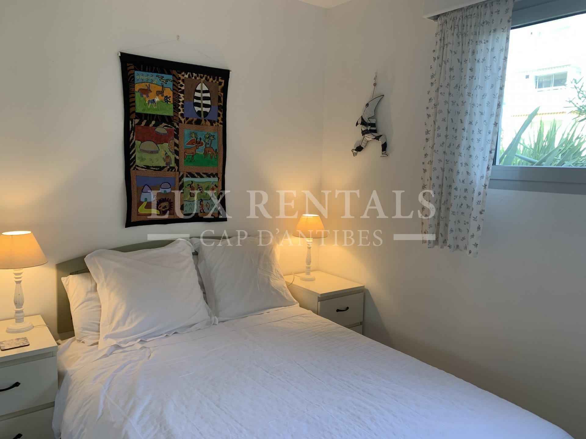 Seasonal rental Apartment - Cap d'Antibes