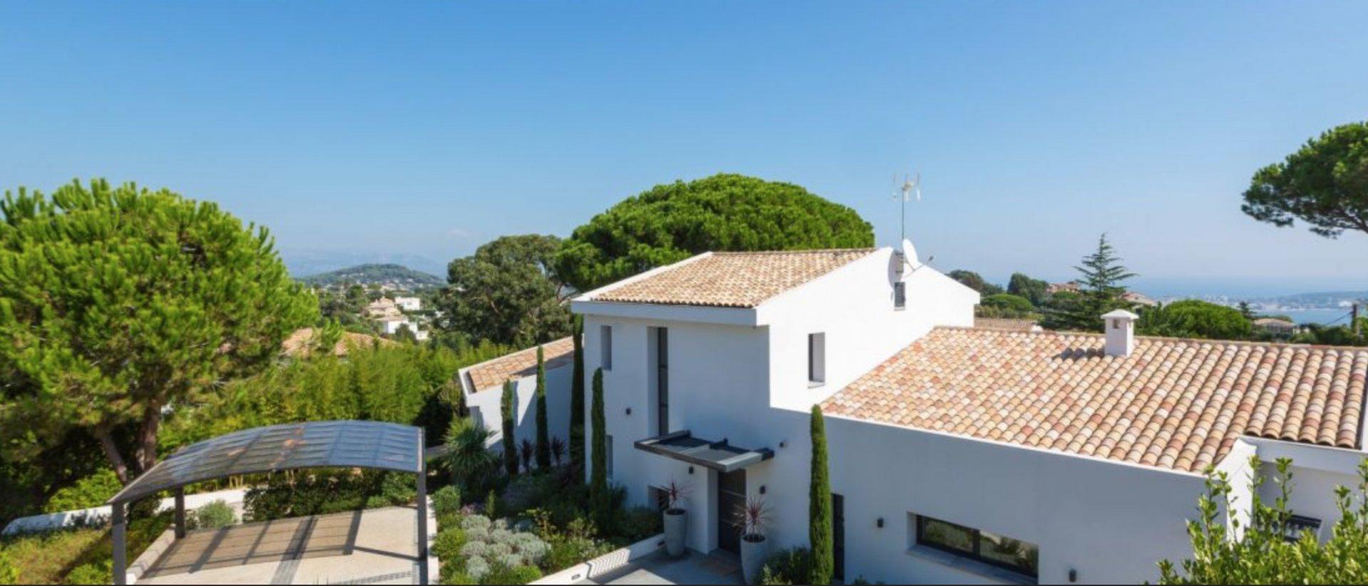 sous offre Super Cannes villa contemporaine 10 p / piscine