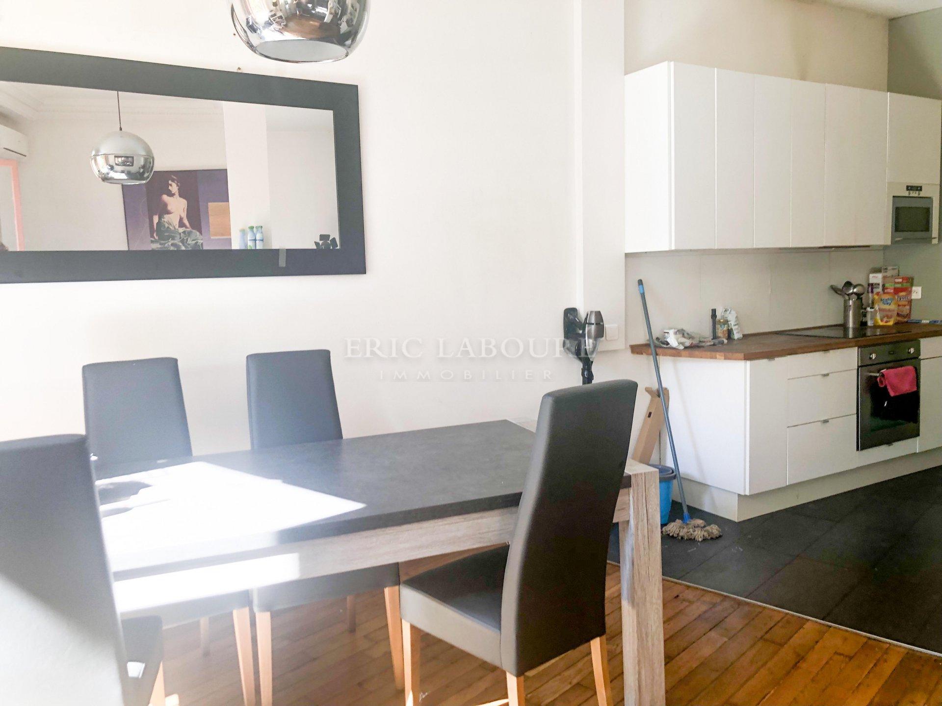 CANNES - MONTFLEURY - Appartement 2 pièces de 55m2