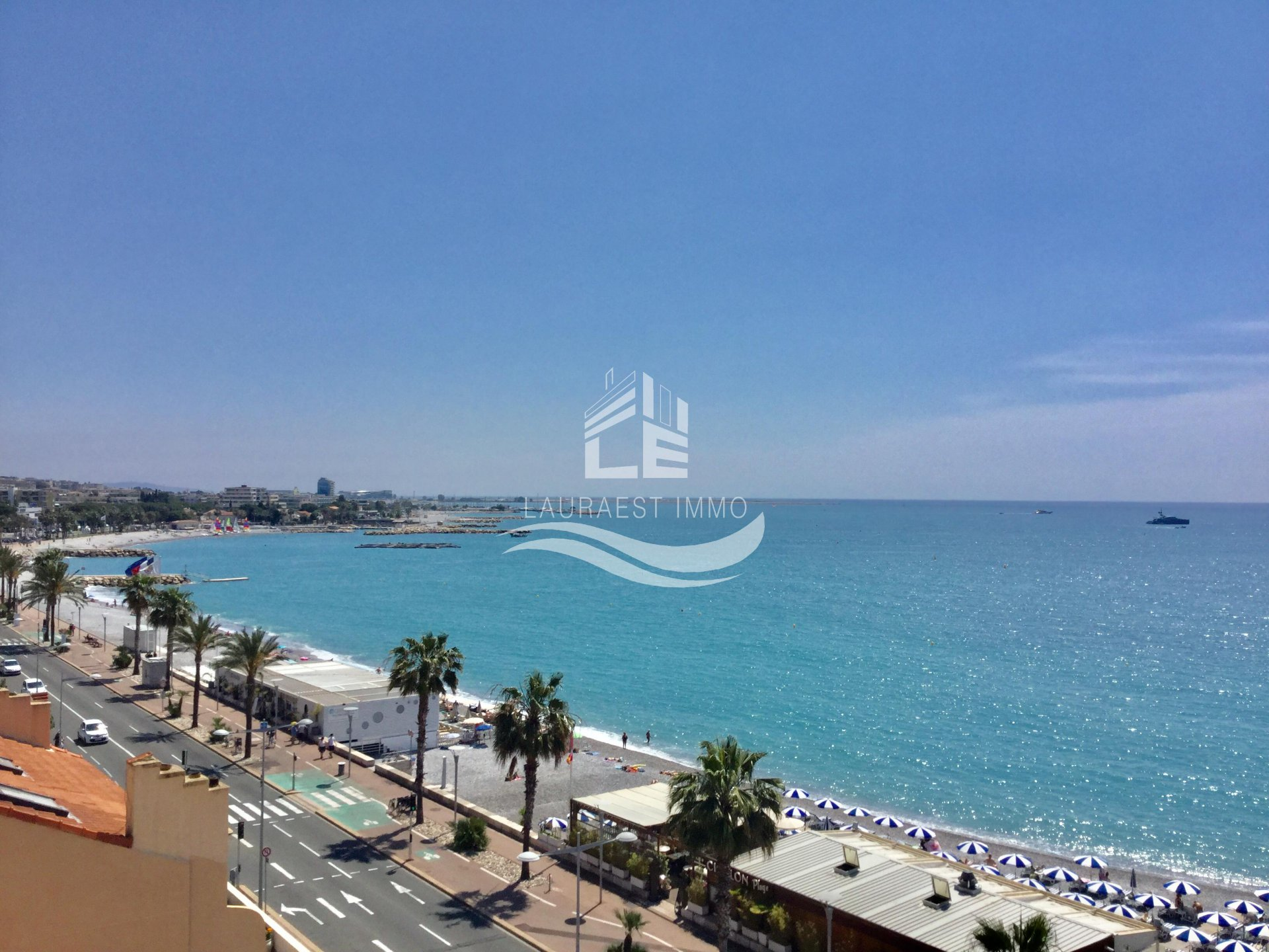 APPARTEMENT 2 CHAMBRES CAGNES -SUR-MER