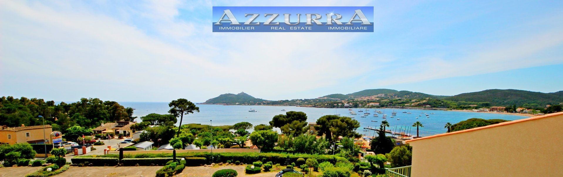 AGAY 2 BEDROOMS FLAT SEA VIEW