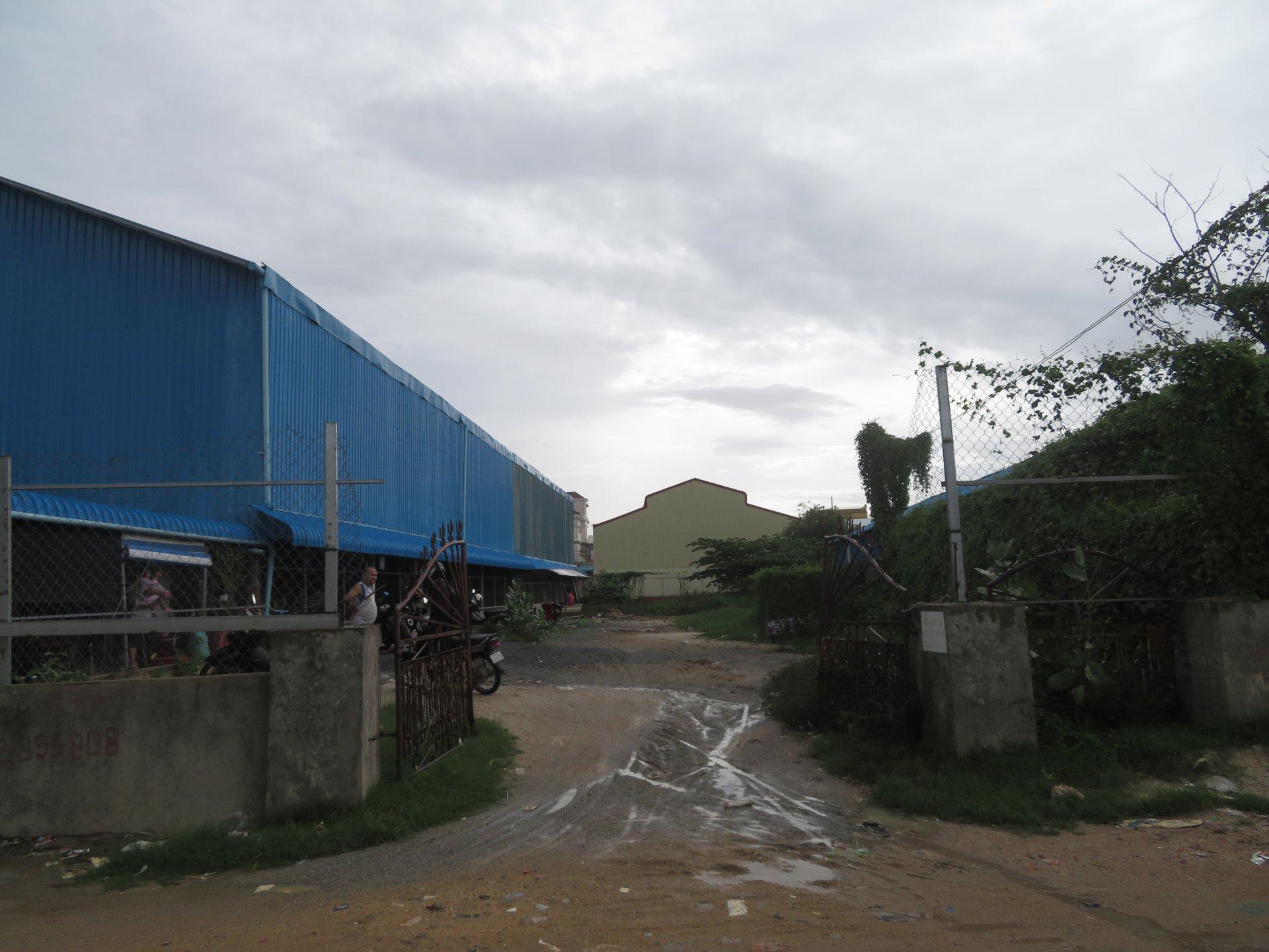 Sale Commercial land Por Sen Chey
