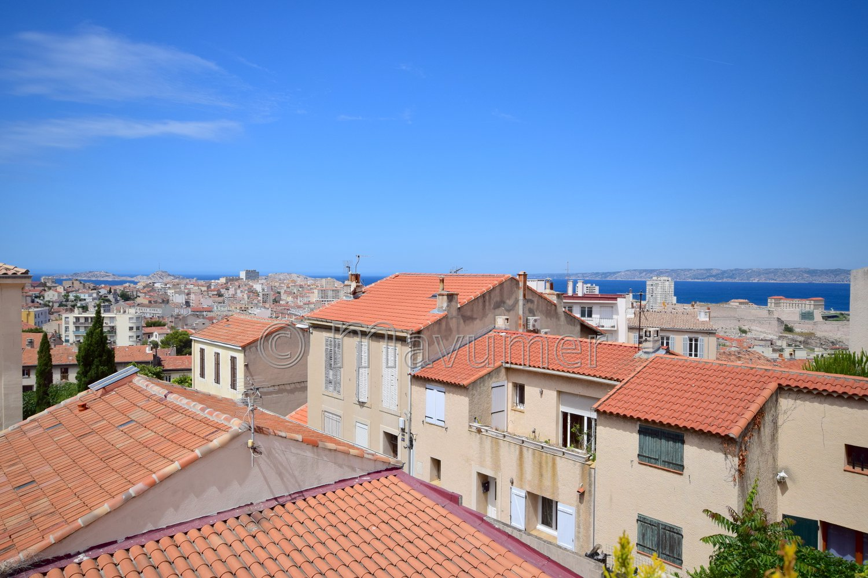 Sale Townhouse - Marseille 7ème Saint-Victor