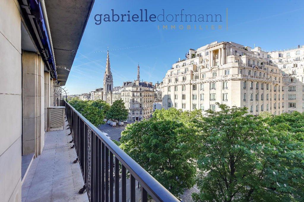 George V - Appartement Paris 3 pièces 81m2