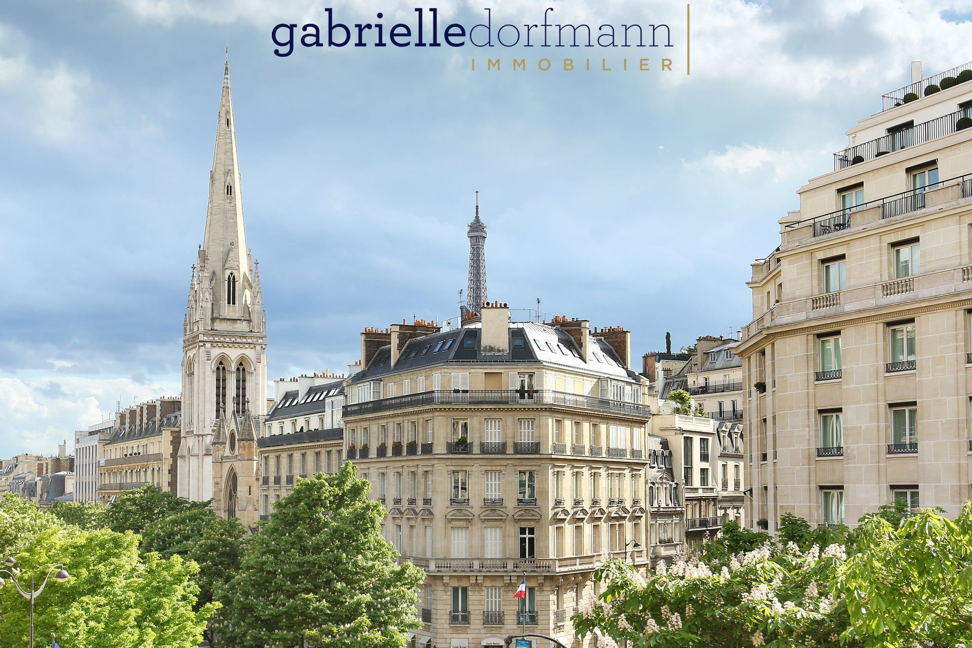 A Vendre - Appartement 80m2- Avenue George V