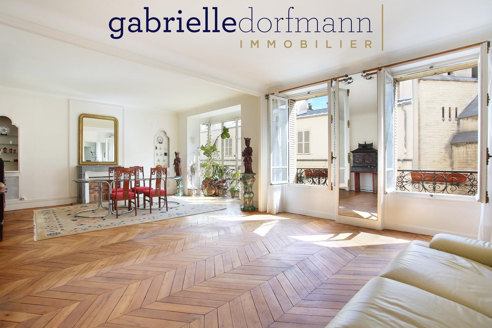 Paris 75016 - IENA / MARCEAU Appartement Paris 5 pièce(s)-3 chambres