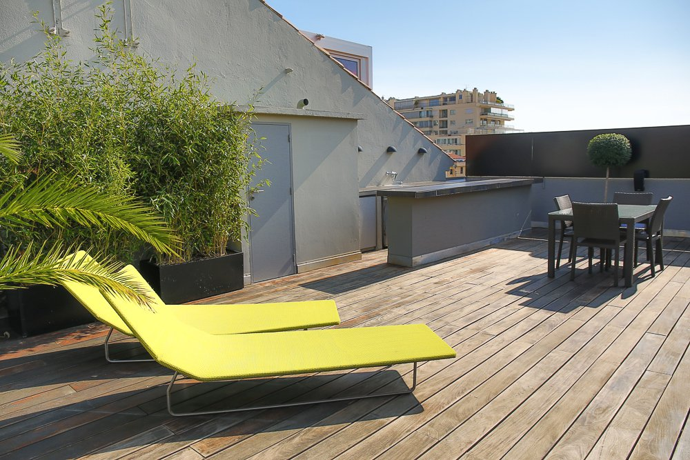 CANNES CENTRE - SUPERB 3-BEDROOM APARTMENT