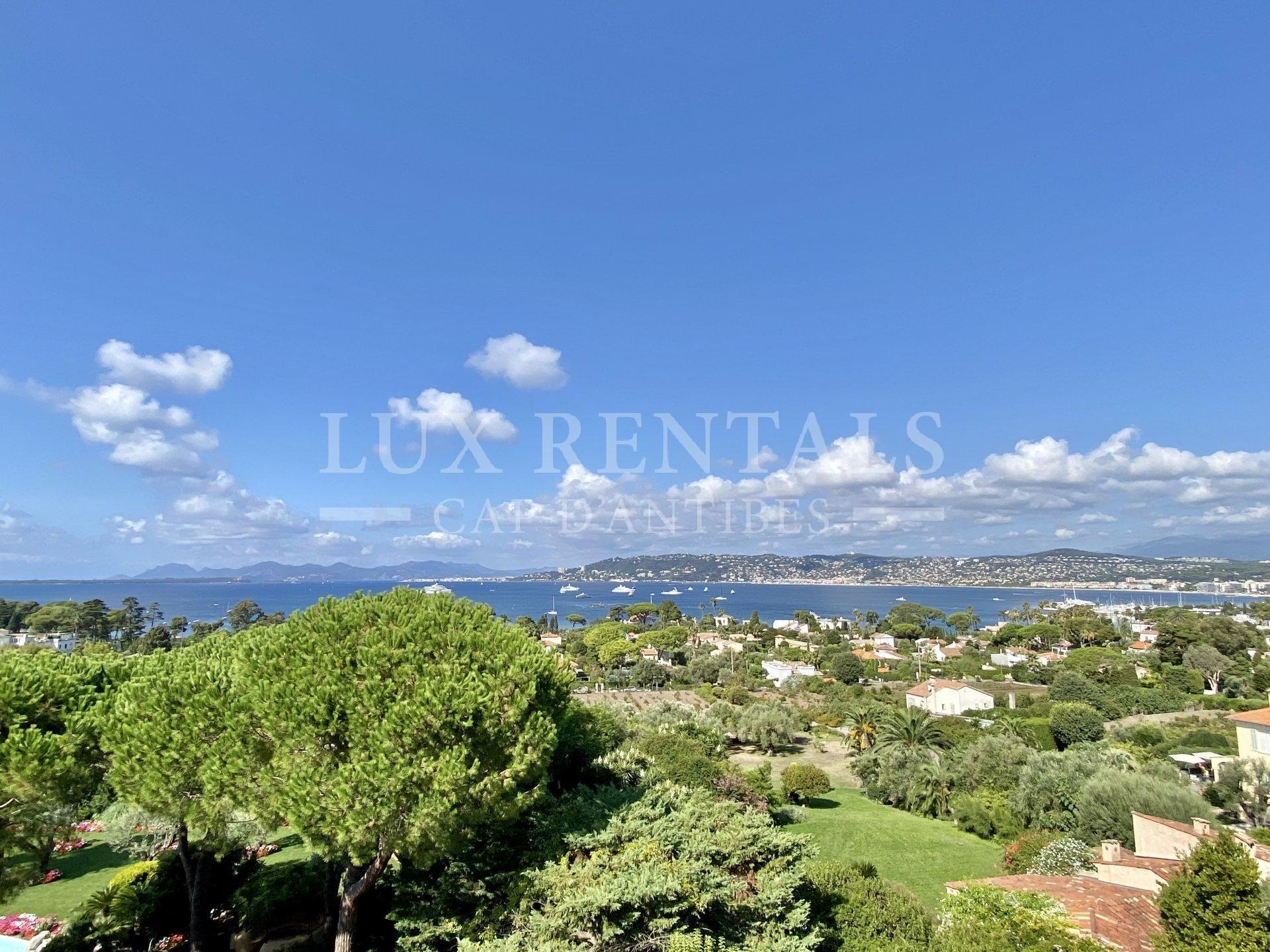 Vente Penthouse - Cap d'Antibes