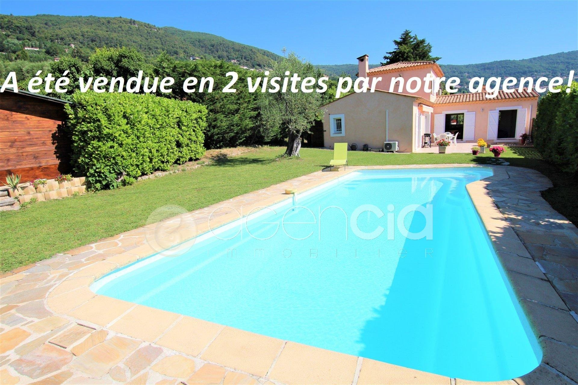 Villa à GRASSE Saint Jean
